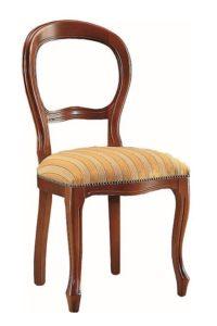 Stylowe krzesło A-1023-V najtańsze krzesło włoskie w Polsce