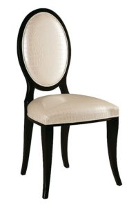 Stylowe krzesło A-1066-V
