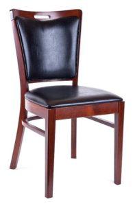 Krzesło restauracyjne stylizowane AR-0423 typu Comfy Radomsko