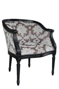 Fotel stylizowany BW-1001-V Luigi