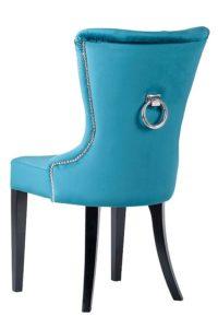 Stylowe krzesło SARRA AN tył Meble Radomsko