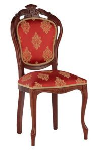 Stylowe krzesło A-1006-V typu Veneziana