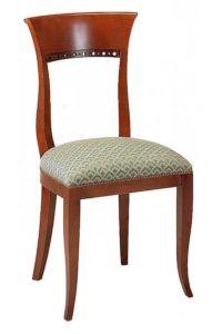 Stylowe krzesło AK-9865 typu Bidermeier