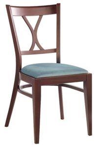 Krzesło restauracyjne stylowe AT-3900 Meble Radomsko