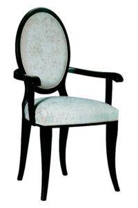 Fotel stylowy B-1066-V