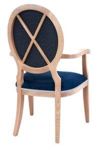 Fotel stylizowany BK-0255 włoski