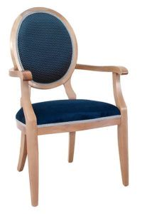 Fotel stylowy BK-0255