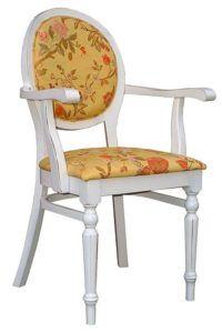 fotel restauracyjny stylowy BR-9416