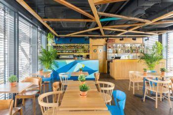 Restauracja Nowa Fala Bulwar Pattona Warszawa - krzesła BS-0905