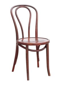 Klasyczne krzesło gięte drewniane AG-18