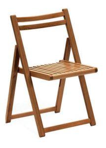 Krzesło drewniane składane AP-8421