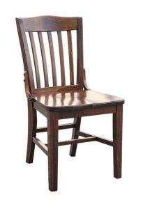 Krzesło drewniane AR-0014 w stylu country