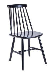 Drewniane krzesło kuchenne inna nazwa rynkowa : A-5910 fameg Tellus, patyczak, świeczka
