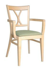 Fotel drewniany BT-3900
