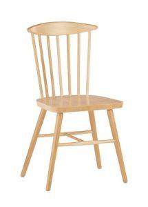 Krzesło drewniane SPINDLE AR-5900N typu patyczak lub A-5910 fameg Tellus,