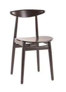 Krzesło drewniane ZAC-AN typu Yesterday A-4100 lub Finn fameg