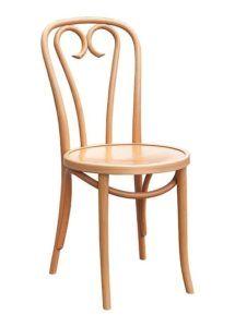 Drewniane krzesło gięte klasyczne AG-16