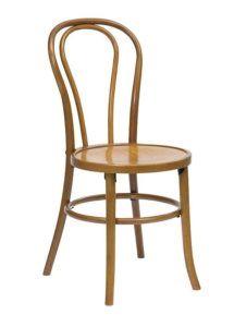 Gięte krzesło sztaplowane AG-18-ST do baru i restauracji