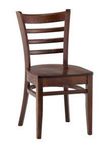 Krzesło drewniane AR-9907 identyczne jak Bistro2 fameg lub A-5200 paged