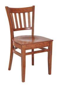 Krzesło drewniane AR-9907 identyczne jak Bistro 3 fameg lub A-5410 paged