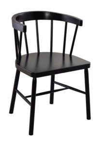 Krzesło drewniane AS-0905-V typu patyczak lub świeczka