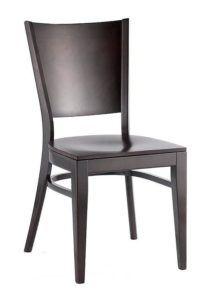 Krzesło drewniane AT-3917-TW do sztaplowania