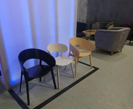 Kolekcja krzeseł i foteli DOMA