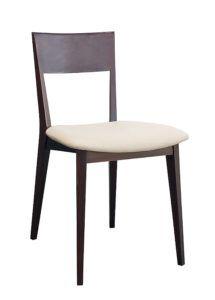 """Nowoczesne krzesło AR-0620 """"ala"""" fameg minimalistyczny w stylu japońskim"""