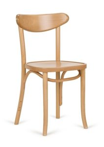 Krzesło gięte AG-1260 drewniane typu Banana Ton