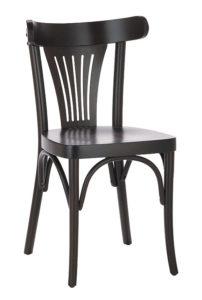Krzesło gięte AG-56 BF drewniane w kolorze wenge