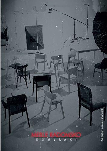 Katalog mebli i krzeseł do restauracji Contract 2020