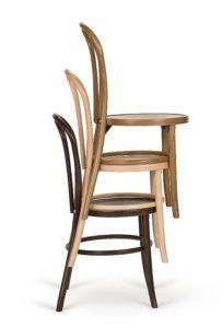 Krzesło gięte AG-18-ST nastawne