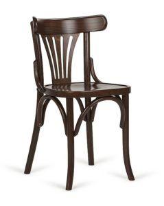 Krzesło gięte AG-56F do stylowej restauracji