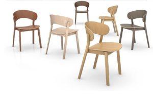 Krzesło z kolekcji DOMA